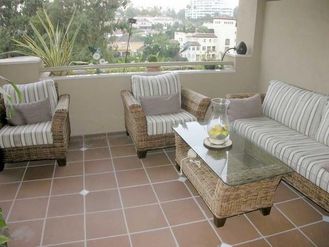 Appartement Mi-étage à Guadalmina Alta, Costa del Sol