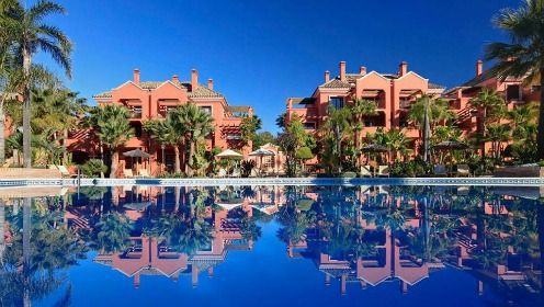 Apartment  Penthouse 													for sale  																			 in Puerto Banús