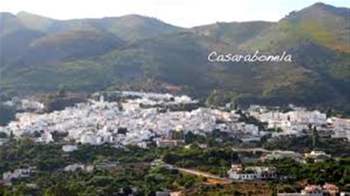 Terrain, Terrain  en vente    à Casarabonela
