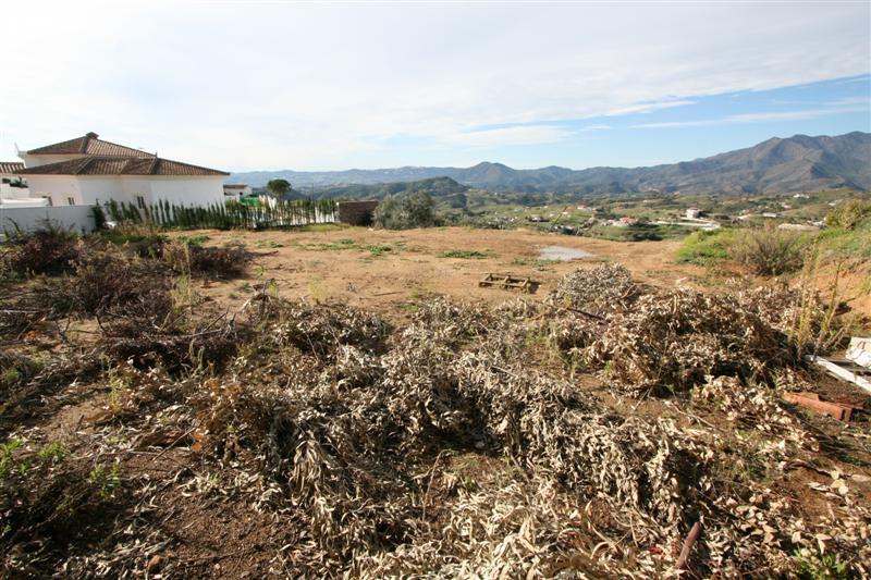 Plot Land in Valtocado, Costa del Sol