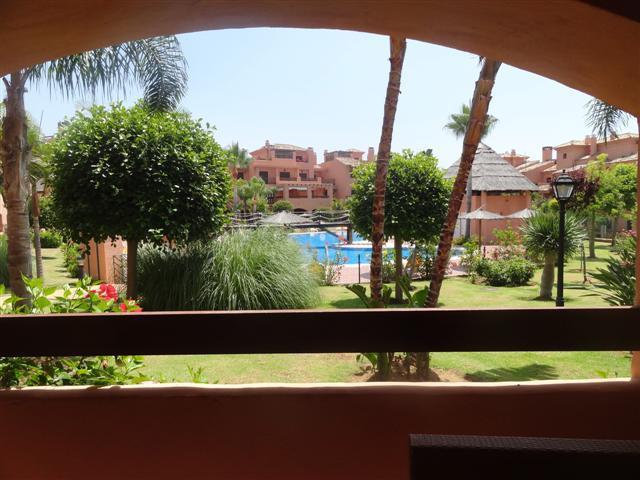 Appartement Rez-de-chaussée à Hacienda del Sol, Costa del Sol