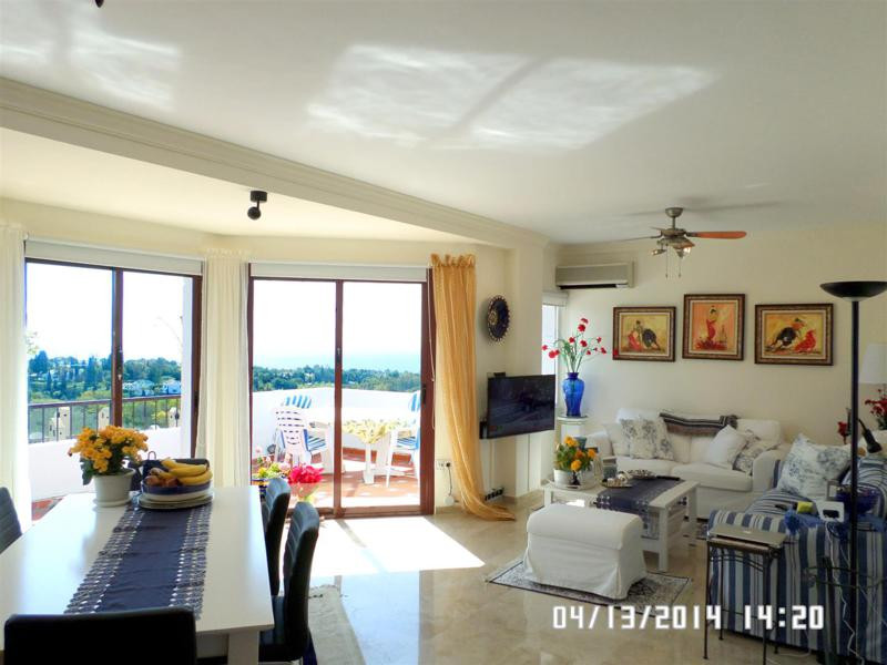 Appartement Penthouse à Marbella, Costa del Sol