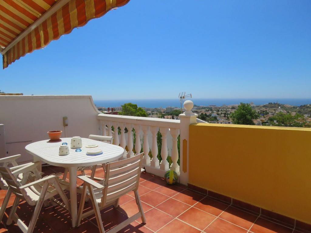 Townhouse  Terraced 													for sale  																			 in Benalmadena