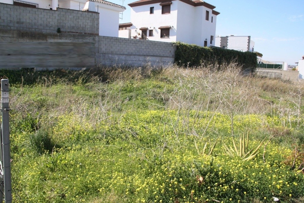 Plot  Residential 													for sale  																			 in Alhaurín de la Torre