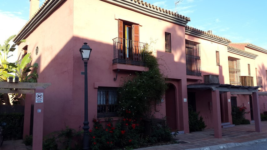 Townhouse  Terraced for sale   in Estepona