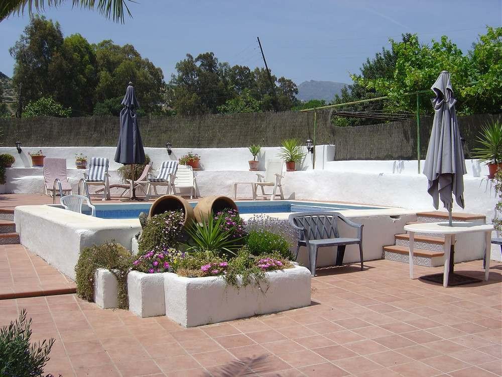 Villa Finca en Tolox, Costa del Sol