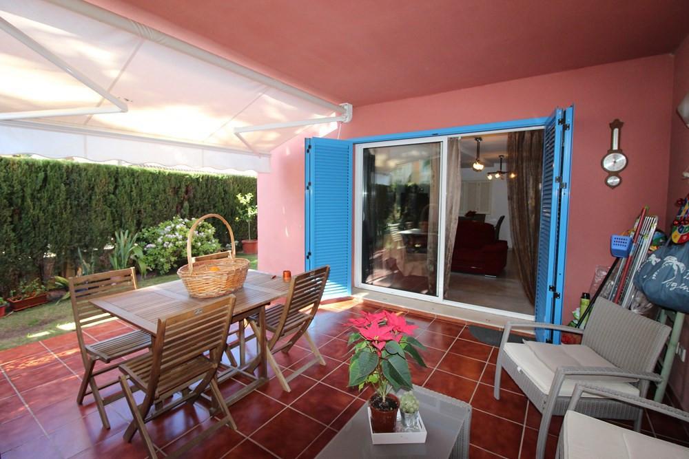 Appartement  Rez-de-chaussée en vente   à Sotogrande Costa