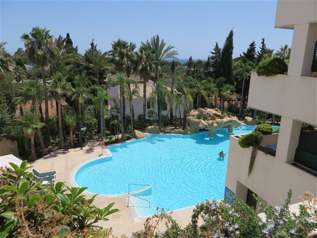 Apartment Middle Floor in The Golden Mile, Costa del Sol