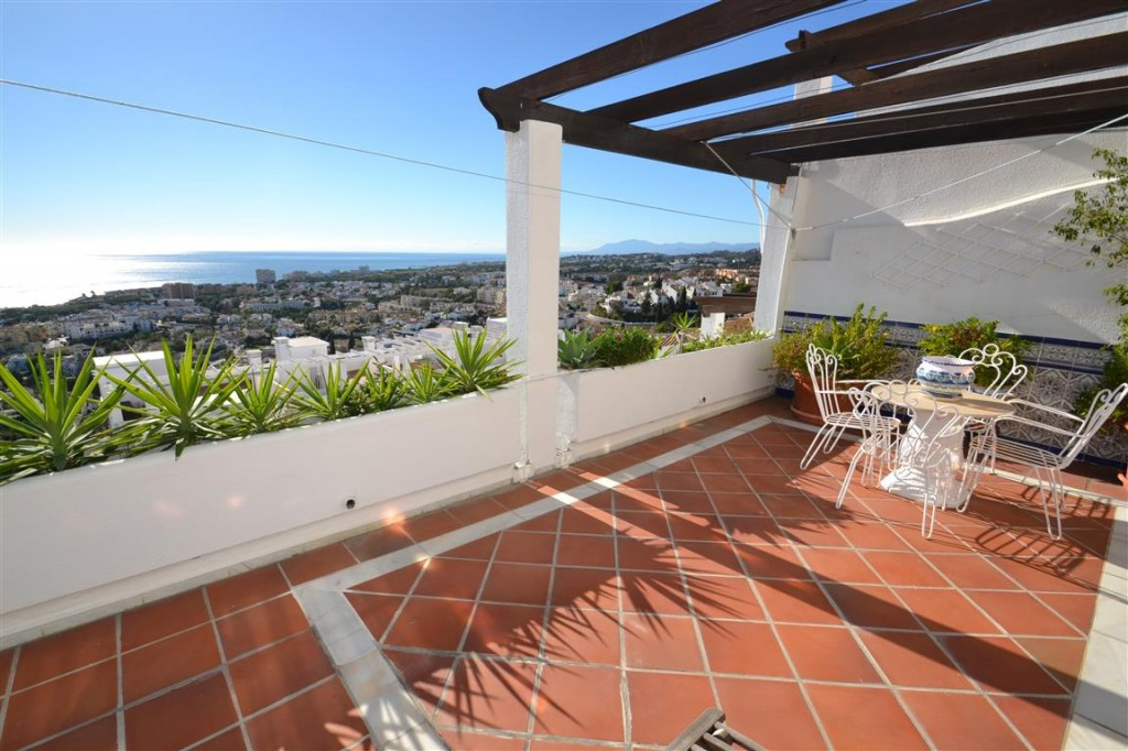 Appartement Penthouse à Mijas Costa, Costa del Sol