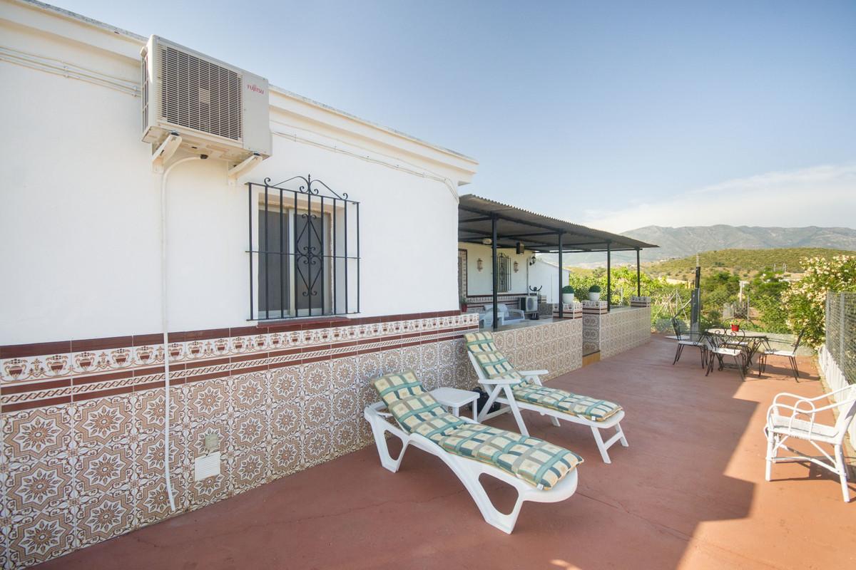 Villa  Finca for sale   in Campo Mijas