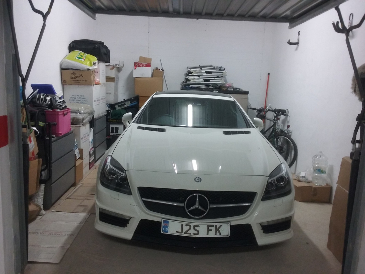 Commercial, Garage  for sale    en Calahonda