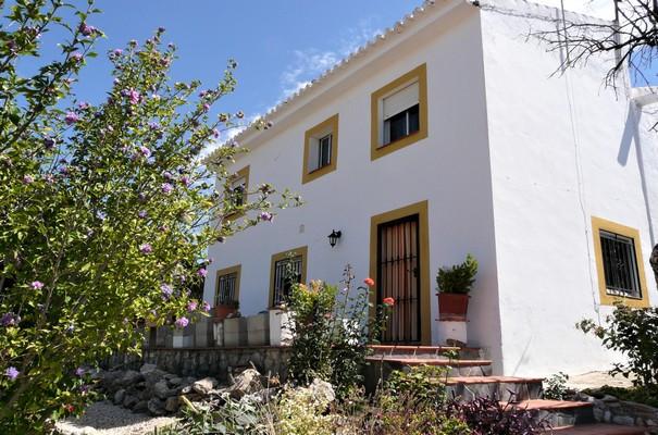 Villa, Finca  en vente    à Villanueva del Trabuco