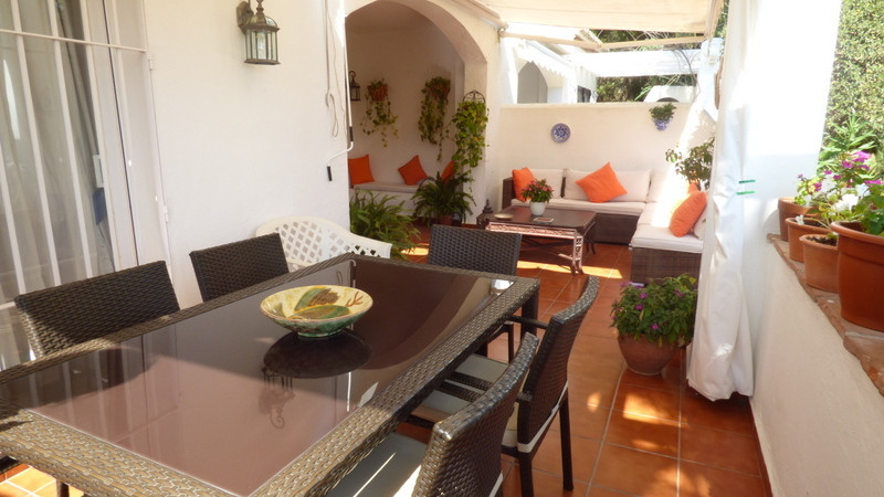 Apartment Ground Floor in Nagüeles, Costa del Sol