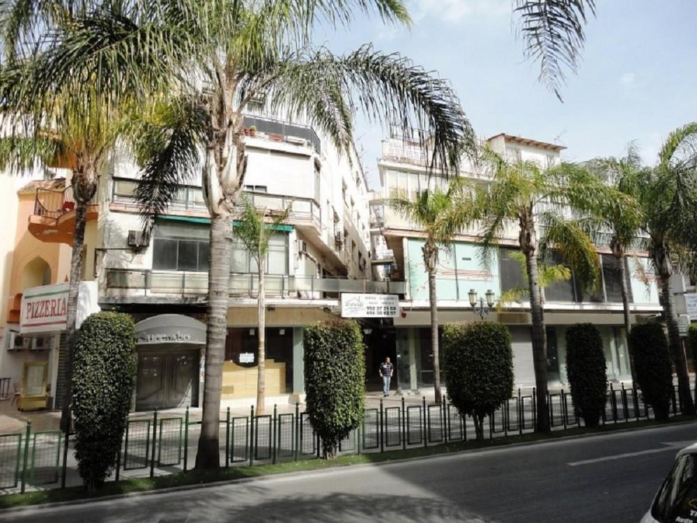Appartement, Rez-de-chaussée  en vente    à Torremolinos Centro