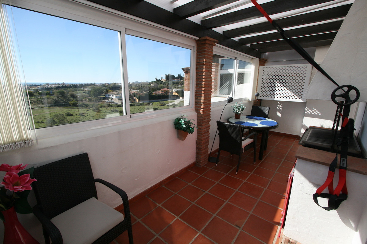 Apartment Penthouse in Mijas, Costa del Sol