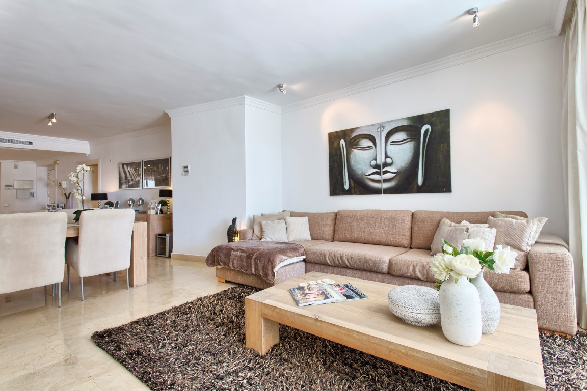 Apartment Ground Floor in Puerto Banús, Costa del Sol