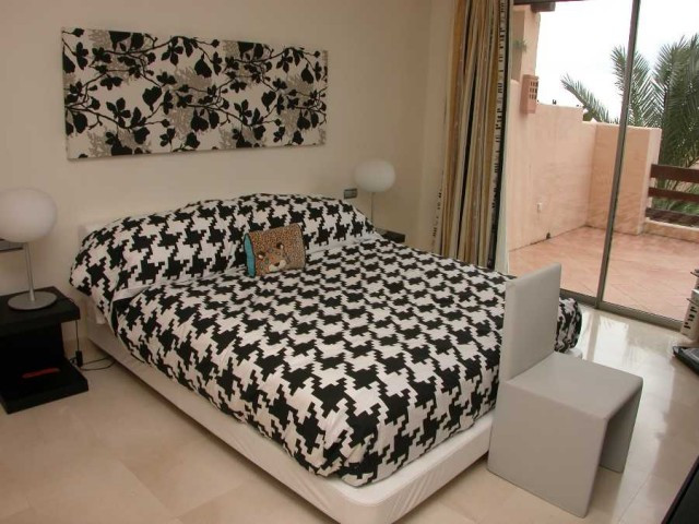 Apartment Penthouse in Nagüeles, Costa del Sol