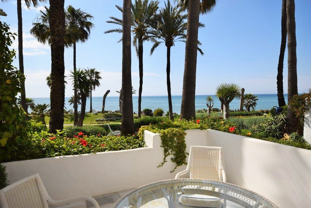 Apartment  Ground Floor 																					for rent 																			 in Estepona