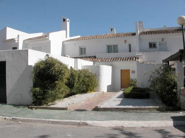Townhouse Terraced in Aloha, Costa del Sol