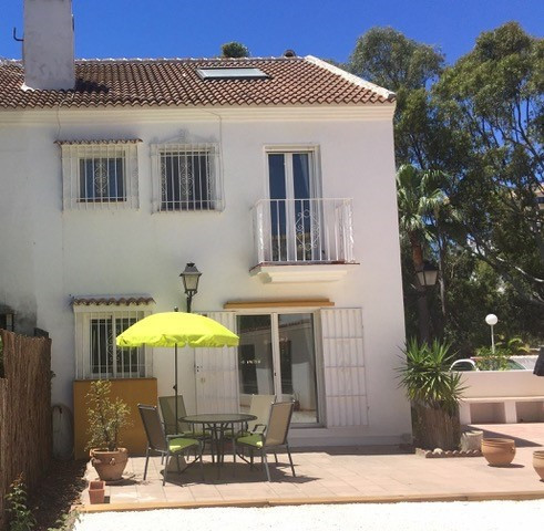 Villa  Semi Detached 																									 in Torrequebrada