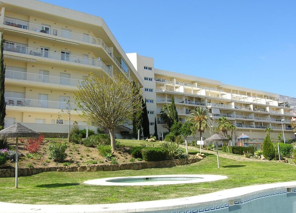 Apartment  Middle Floor 													for sale  																			 in Torrequebrada