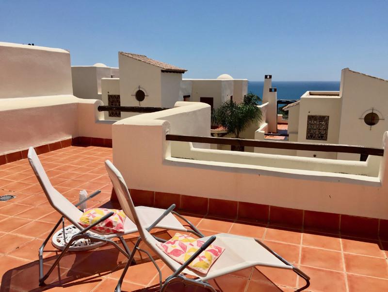 Marbella Banus Ático en venta en Casares Playa – R3576790