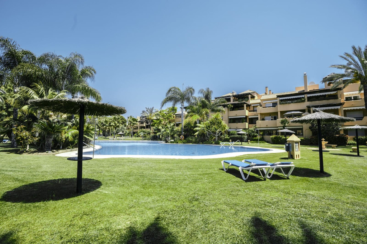 This extremely well presented ground floor apartment is located in the popular beachside community o, Spain