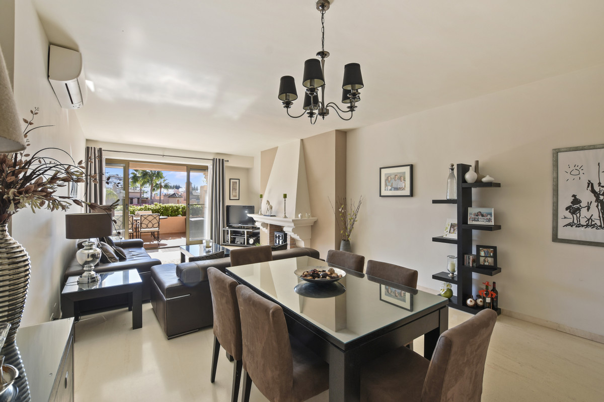 Totally refurbished by the current owners this very special, luxury two bedroom, two bathroom apartm,Spain