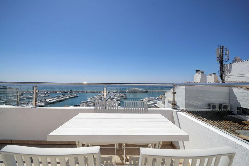 Marbella Banus Ático en venta, Puerto Banús – R3240940