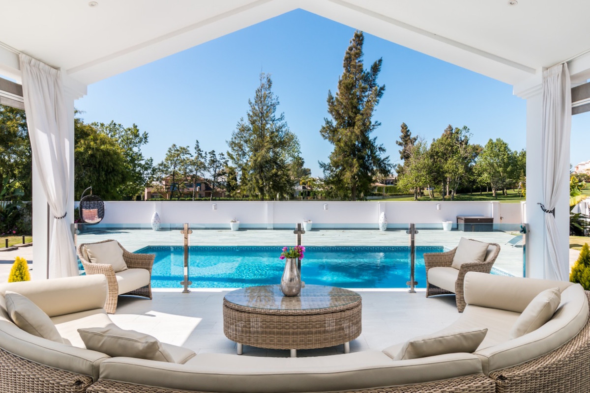 Under offer October 2019   Superbly recently refurbished by the present owners, this stunning modern, Spain