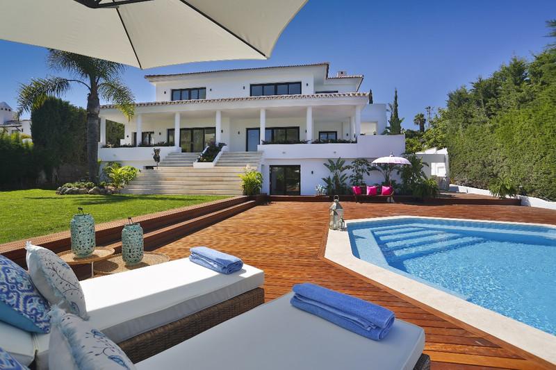 Marbella Banus Villa – Chalet, Nueva Andalucía – R2984681