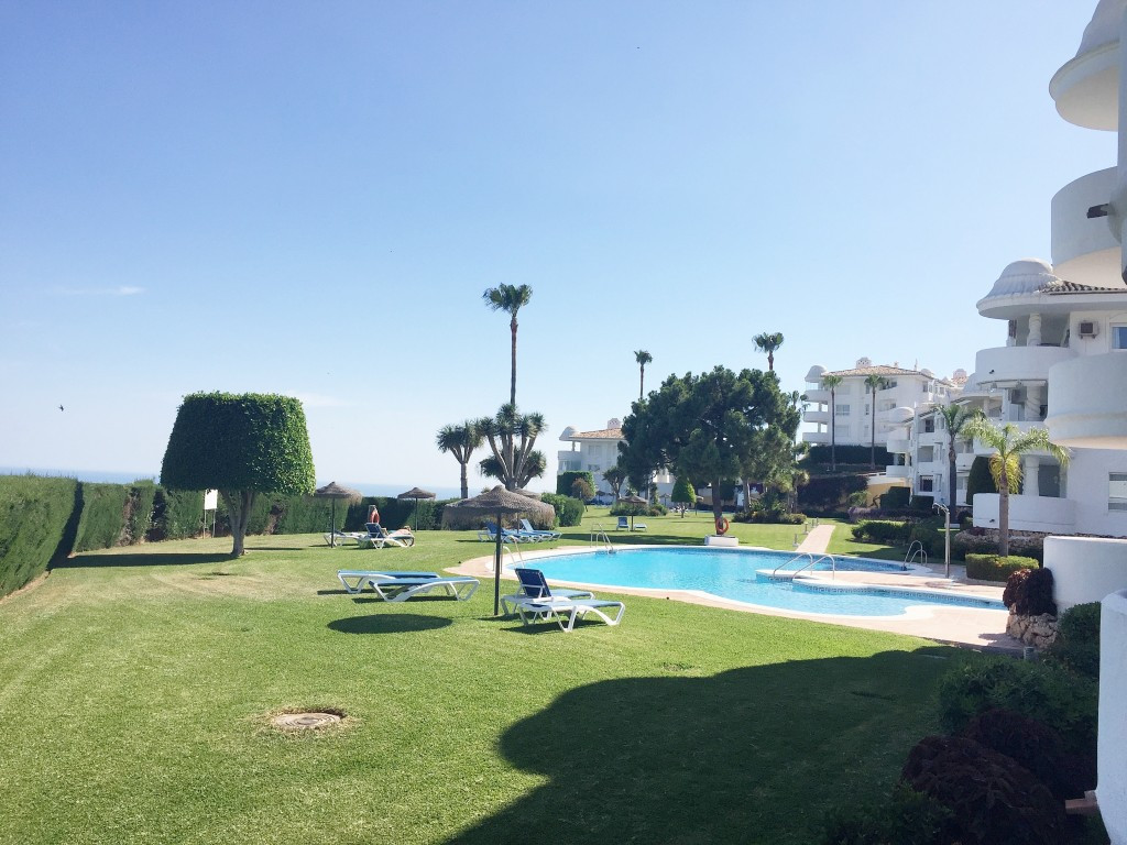 Middle Floor Apartment for sale in Calahonda R3507283
