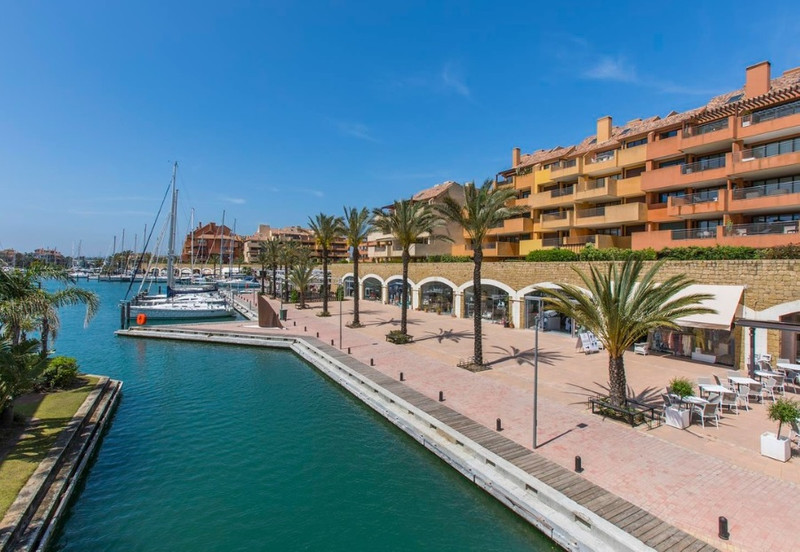 Penthouse for sale, Sotogrande Puerto – R3324751