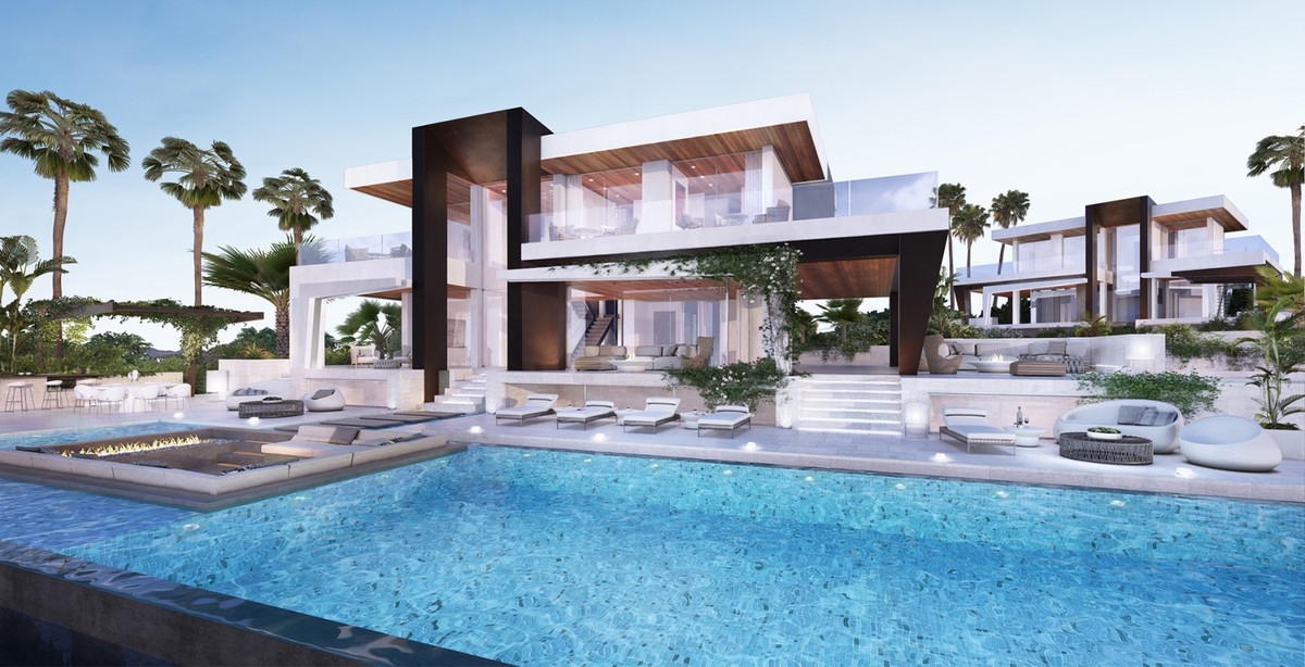 New Development: Prices from €1,210,000 to €1,210,000. [Beds: 5 - 5] [,Spain
