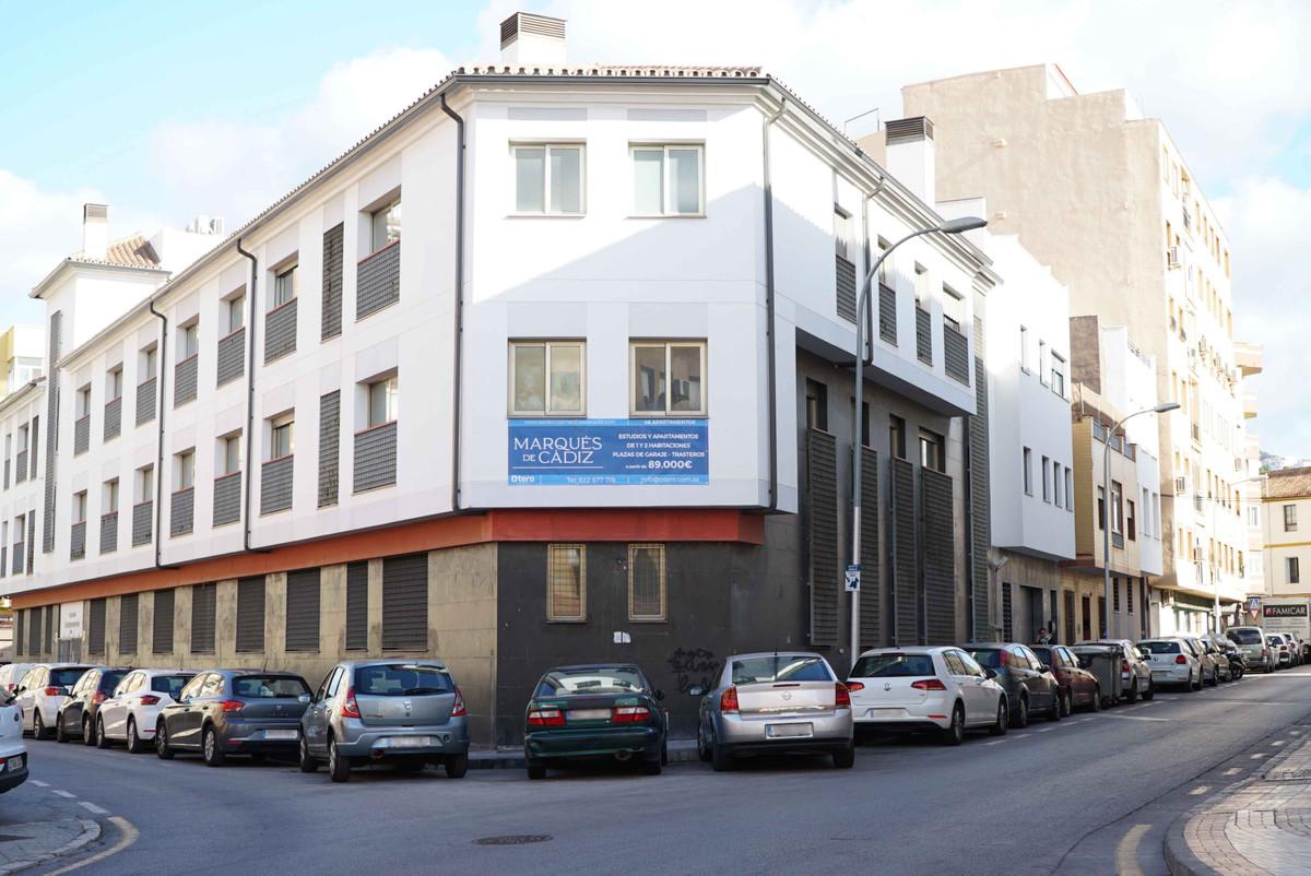 New Development · Málaga