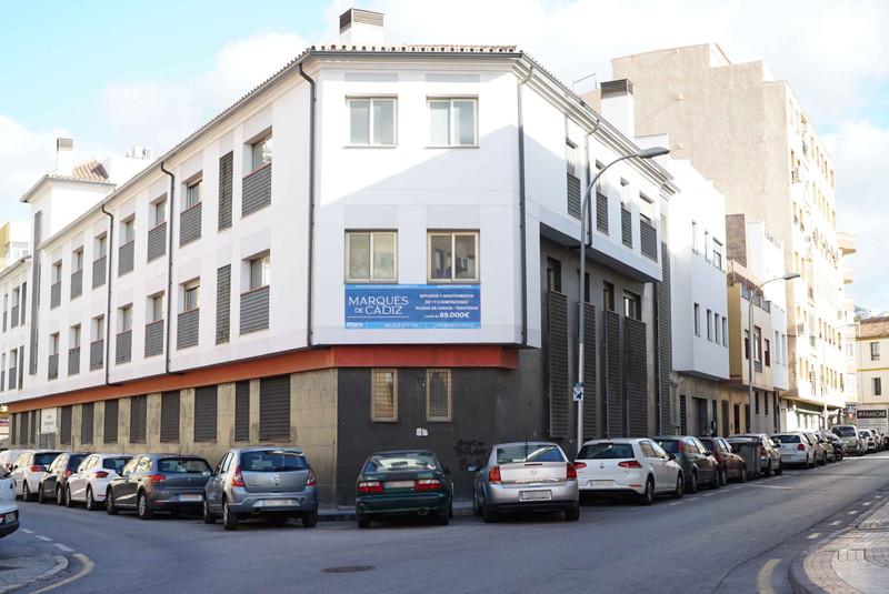 Appartement Rez de Chaussée in Málaga