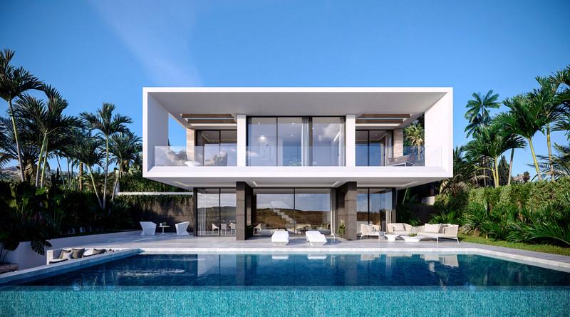 Villas In Estepona 4