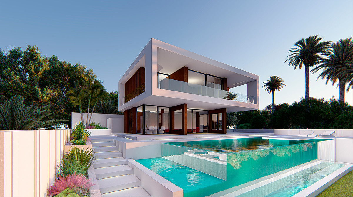Villas for sale in Estepona MCO3445597