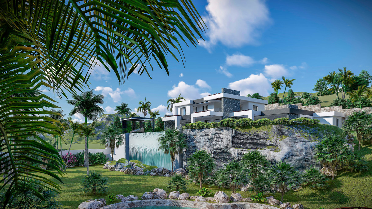 New Development: Prices from €2,700,000 to €2,700,000. [Beds: 4 - 4] [,Spain