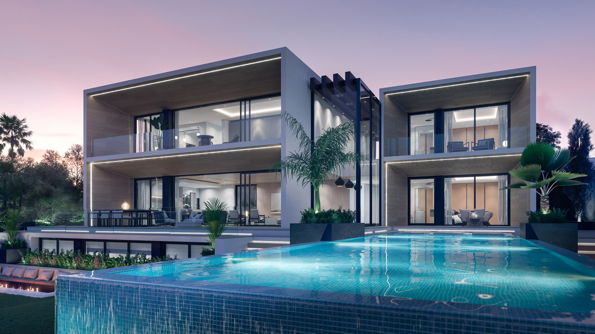 New Development: Prices from €1,380,000 to €1,380,000. [Beds: 4 - 4] [,Spain