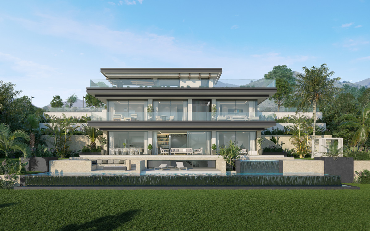 New Development: Prices from € 1,665,000 to € 1,765,000. [Beds: 4 - 4] [, Spain