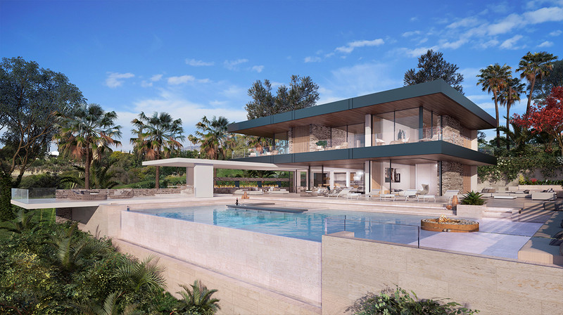 Villas for sale in Benahavis 5