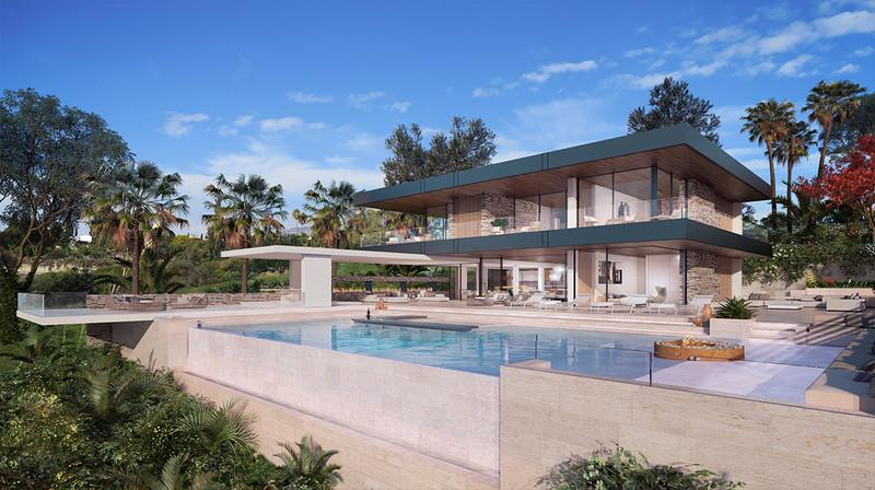 Villas for sale in Benahavis 9