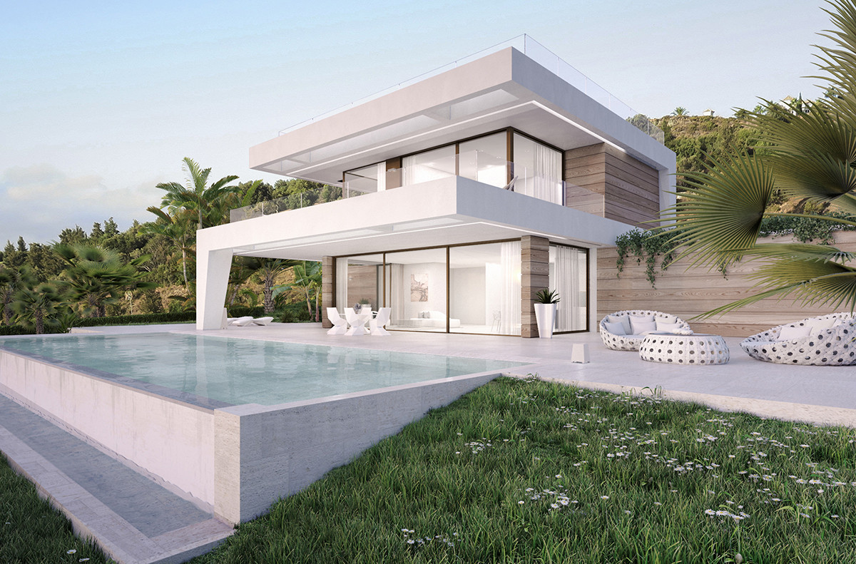 New Development: Prices from €1,070,000 to €1,070,000. [Beds: 3 - 3] [,Spain