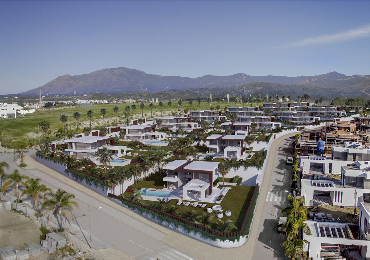 New Development: Prices from € 1,075,000 to € 1,425,000. [Beds: 5 - 5] [, Spain