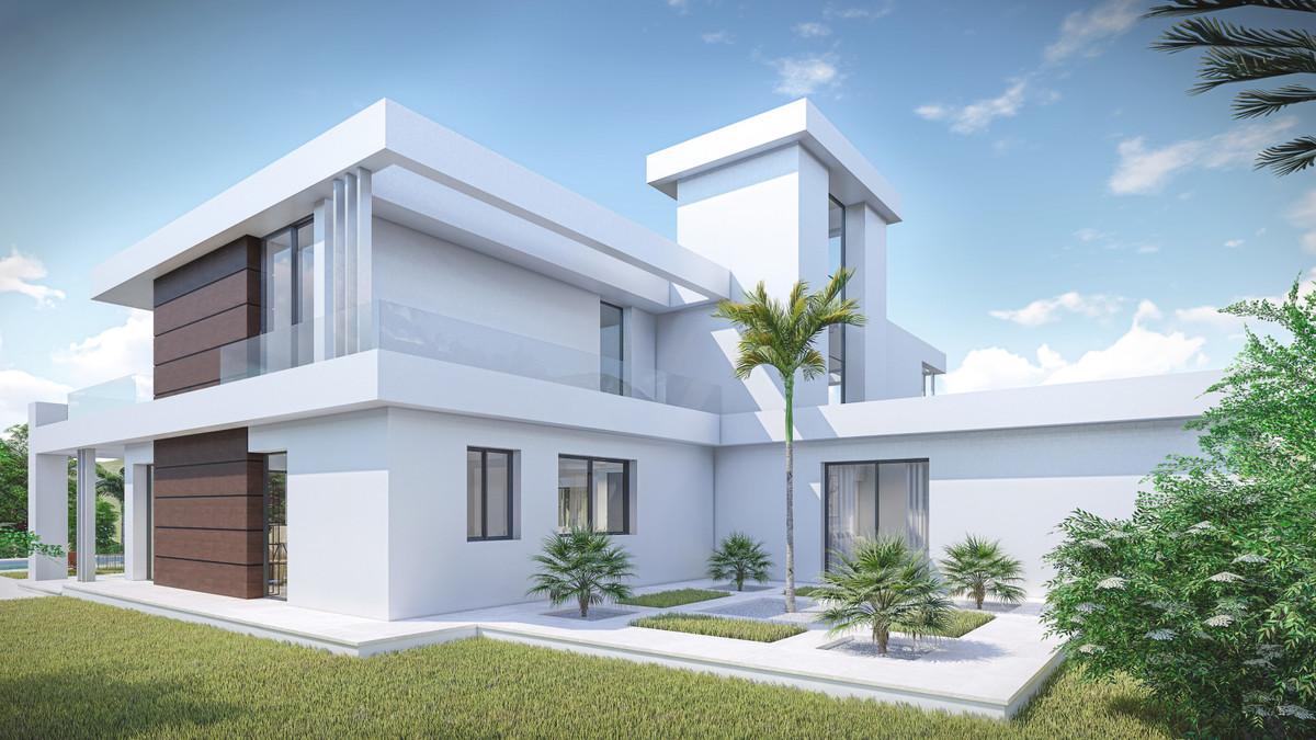 5 Bedroom Villa For Sale, Marbella