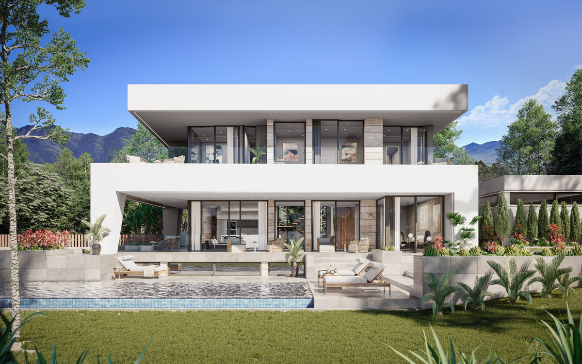 New Development: Prices from €875,000 to €875,000. [Beds: 4 - 4] [Bath,Spain