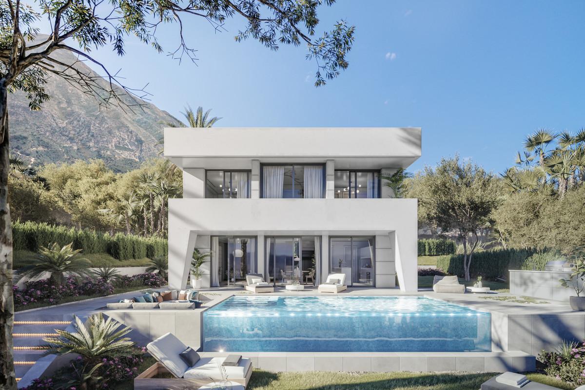 3 Bedroom Detached Villa For Sale Manilva, Costa del Sol - HP3720986