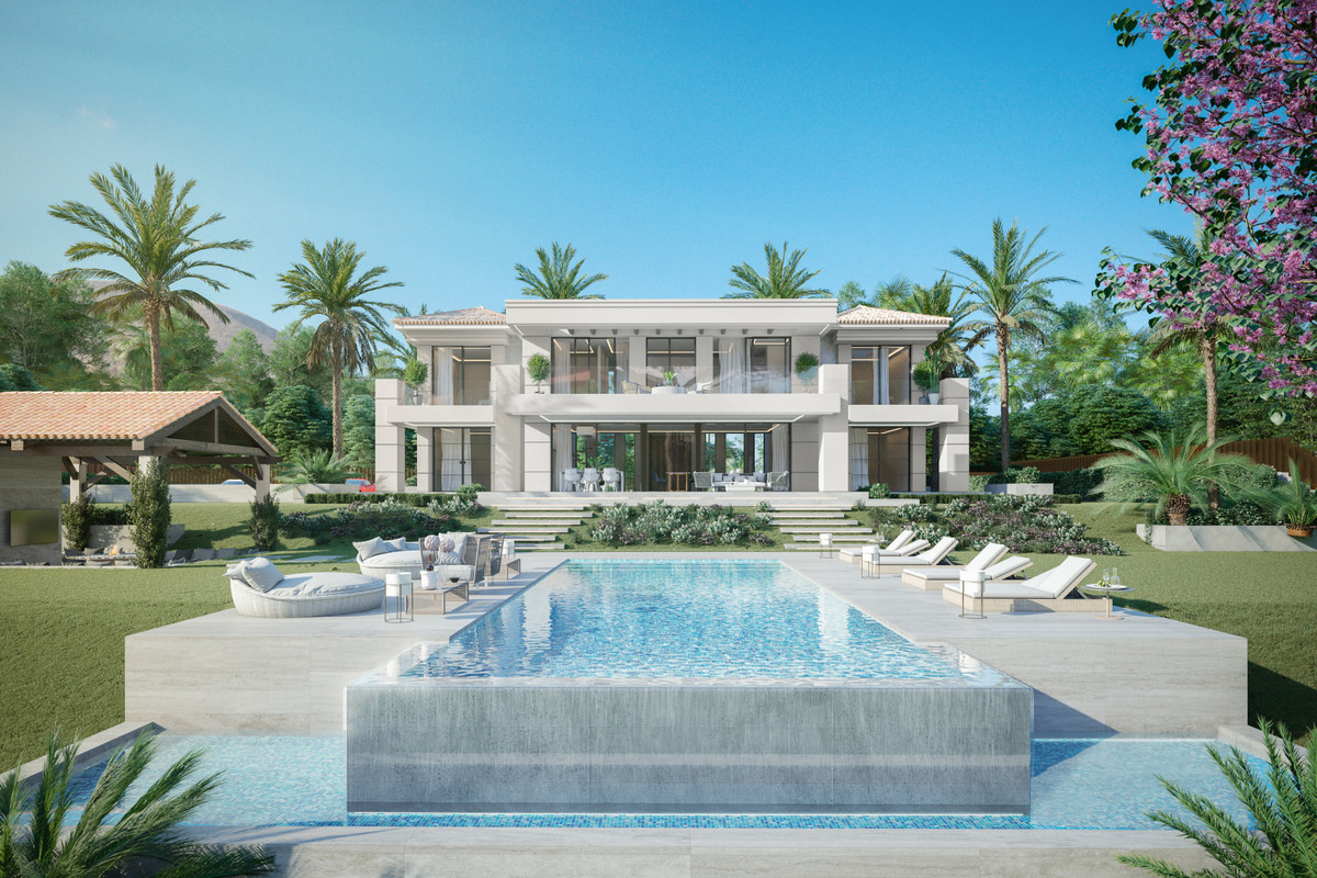 New Development: Prices from € 2,480,000 to € 2,480,000. [Beds: 6 - 6] [, Spain