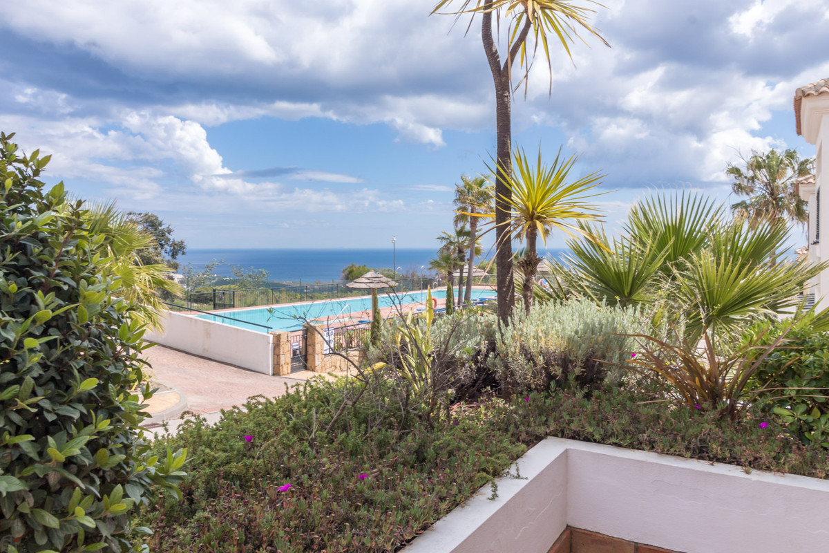Lovely 2 bedroom apartment in La Herencia de Casares with sea and mountain views.  From the living /,Spain